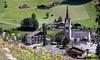 Valle Aurina: fino a 7 notti con mezza pensione e Spa
