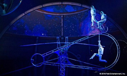 Ringling Bros. and Barnum & Bailey – Up to 49% Off