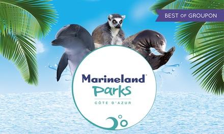 Antibes : 1 nuit au Marineland Hotel, petit déjeuner et accès au parc Marineland et Kids Island en option pour 2 ou 4