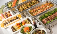 All-You-Can-Eat Lunch or Dinner Buffet at The Food Factory