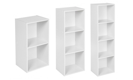 Wooden Bookcase or Storage Cube