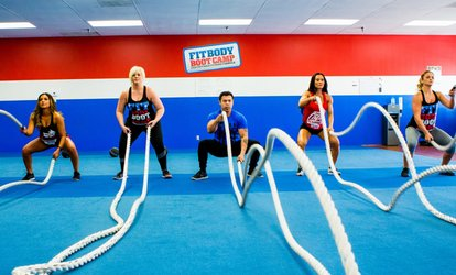 image for Five, Ten, or Fifteen <strong>Classes</strong> <strong>Fitness</strong> Packs at Palm Beach Fit Body Boot Camp (Up to 87% Off)