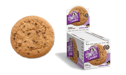 Lenny & Larry's Vegan Complete Cookies(12-Pack)