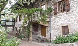 Bourgogne : chambre Double/Twin avec pdj et dîner en option Sancé