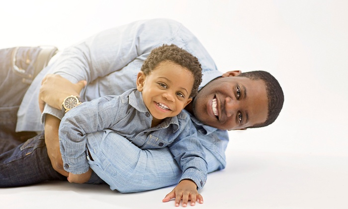 Jwallace Designs, Llc - New York City: 45-Minute Studio Photo Shoot with Prints from JWallace Designs, LLC (72% Off)
