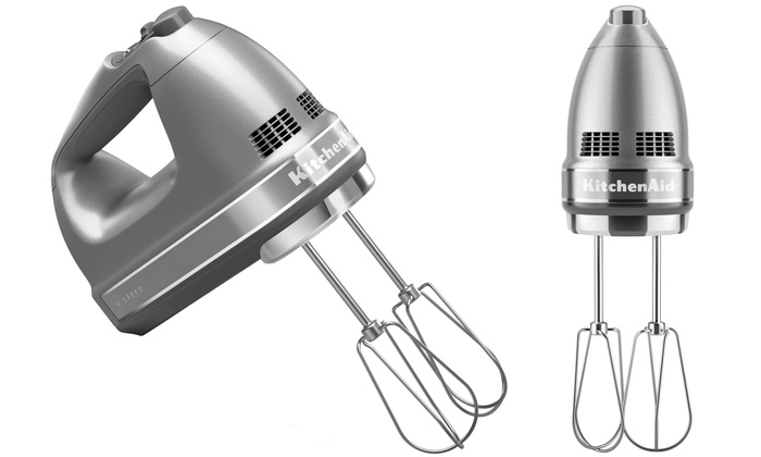 Kitchenaid Khm929cu 9 Speed Architect Hand Mixer