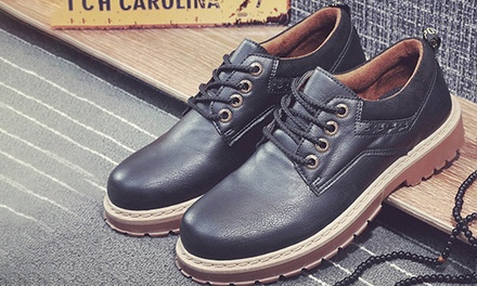 $30 for Men's Derby Shoes