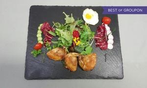 Zum Stübchen: 12 Köstlichkeiten in 3 Gängen für ein, zwei oder vier Personen im Restaurant Zum Stübchen