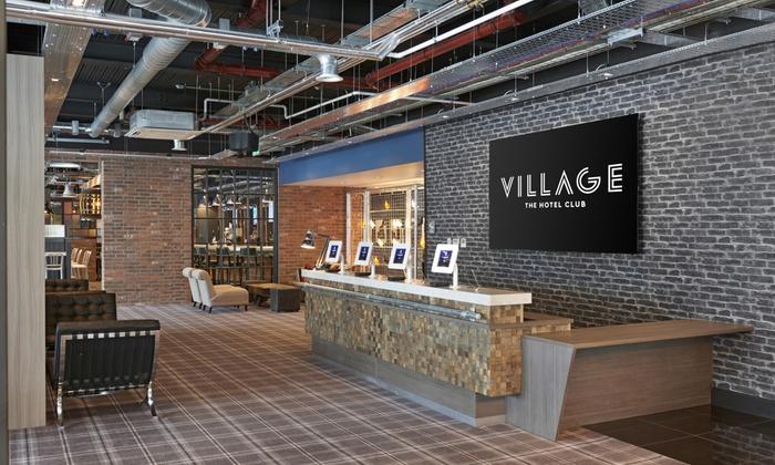 The Village Hotel Hyde Spa