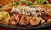 Up to 51% Off Seafood Lunch or Dinner at Briquette