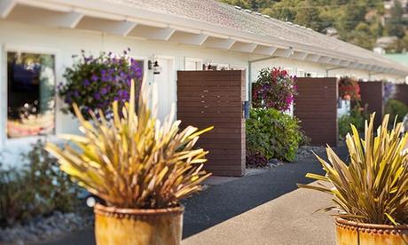 Stay at Harborview Inn & RV Park in Garibaldi, OR