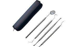 Kit d'hygiène dentaire 4 pièces