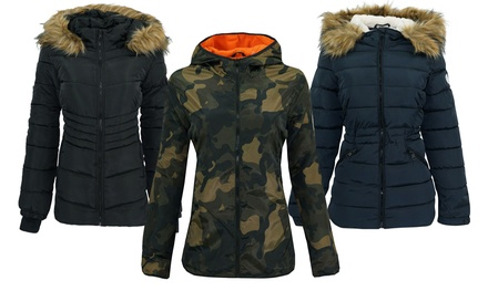 Madden Girl Women's Winter Jackets