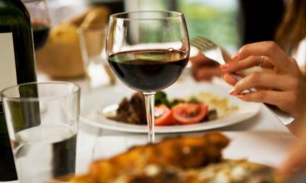 Menú para dos con aperitivo, entrante, principal, bebida o botella de vino desde 19,99 € en Libanes los cedros