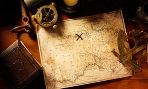 Canberra Treasure Hunt: Treasure Hunt (from $19) with Kangaroo Leather Envelope (from $45) with Canberra Treasure Hunt (Up to $85 Value)