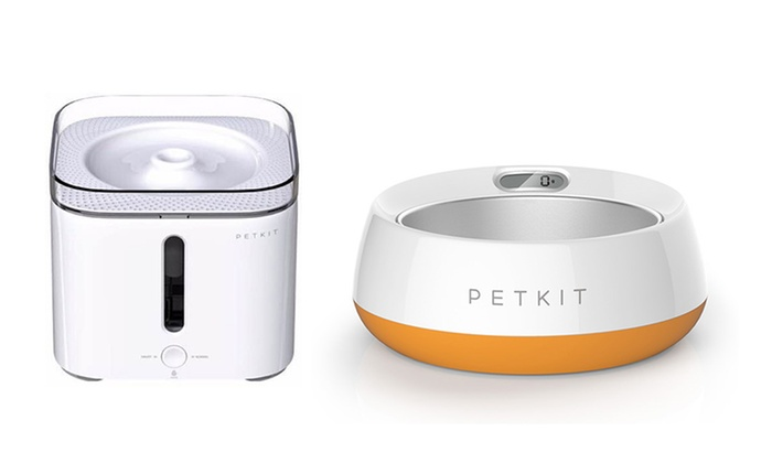 Omnitech HQ: From $89 for a Petkit Activity Monitor, Pet Bowl, Drinking Fountain or Monitoring Camera (Don't Pay up to $279)
