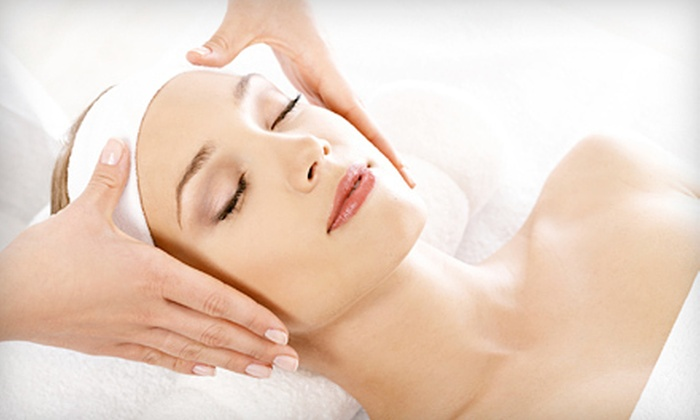 Relax the Body Salon & Spa - Downtown Jackson: One or Three 60-Minute Mini Facials at Relax the Body Salon & Spa in Pearl (Up to 56% Off)