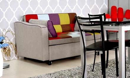 Divano letto lola by tomasucci disponibile in 2 colori a for Groupon shopping arredamento