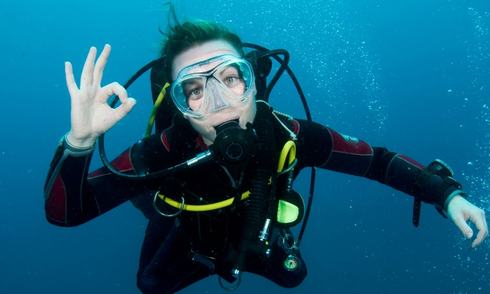 Adventure Diving - Crystal River: $169 for a Scuba-Certification Package from Adventure Diving ($399 Value)