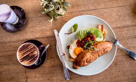 Breakfast and Coffee for One ($16), Two ($32) or Four People ($59) at 1982 Food and Coffee (Up to $108 Value)