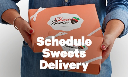 $20 Off Mother's Day Sweets Delivery through Groupon from Shari's Berries