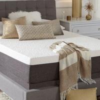 Groupon.com deals on Comfort Essentials Premium 14-inch NRGel Memory Foam Mattress