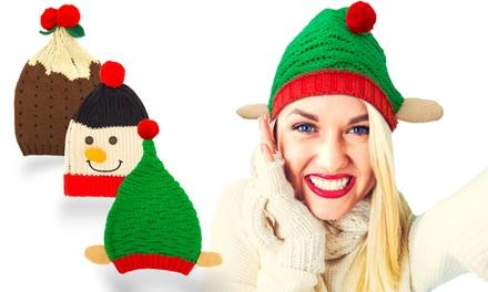 Festive Christmas Hat