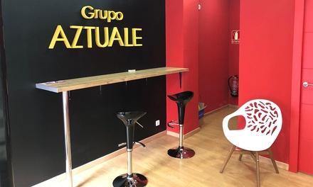 Bono anual de depilación láser unisex en zona a elegir desde 39,95 € en Aztuale