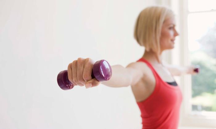 null - Stockbridge: $108 for $450 Worth of Personal Fitness Program — PRIMAL Fitness Personal Training