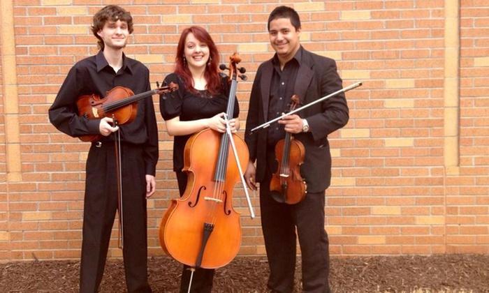 Isosceles Trio - Atlanta: $55 for $100 Groupon — Isosceles Trio