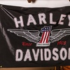 Harley Davidson Flag. Multiple Styles Available.