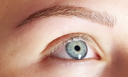 image for Microblading with optional Top Up at The Brow House (Up to 51% Off)