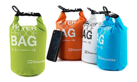 Nature Hike 2L-50L Waterproof Bags from £7.99 (Up to 56% Off)