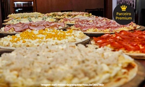 Italian Party: Italian Party: rodízio de pizza em domicílio para 30, 50, 100 ou 200 pessoas – parcele sem juros