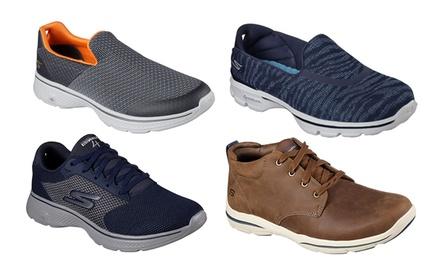 for a Pair of Skechers Shoes for Women and Men Don't Pay up to $149.95