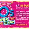"Live-Konzert ""90s Super Show"""