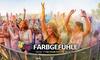 The Color Festival - Mehrere Standorte: 2 Tickets für das Farbgefühle Festival im Sommer 2018 in Berlin, Leipzig oder Erfurt (bis zu 50% sparen)