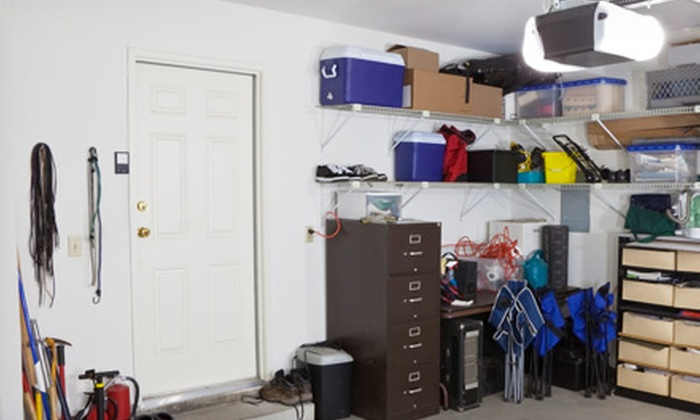 weCleanGarages.com - Columbia: Organizing and Cleaning for a One-, Two-, or Three-Car Garage from weCleanGarages.com (Up to 78% Off)