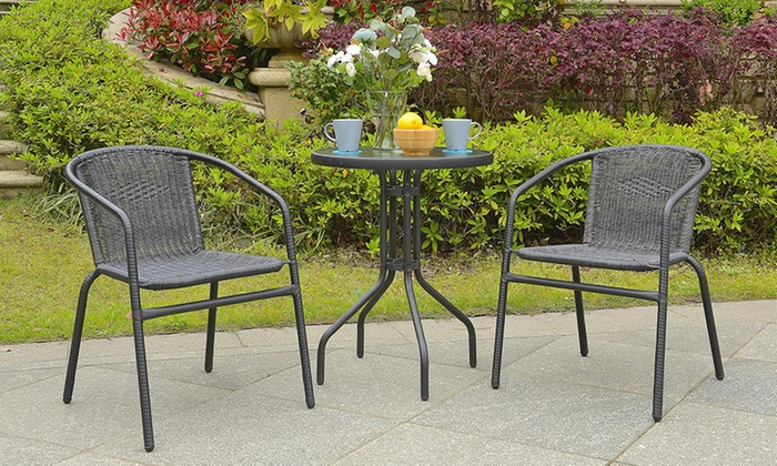 groupon goods global gmbh outdoor garden furniture clearance nine styles in a choice of