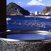 静岡 全日同料金/伊勢海老の黄金焼/客室から海越しの絶景富士を/1泊2食