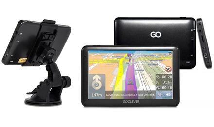 GoClever Navio 2 540 Navigationssystem mit Europa Karte 5 Zoll Navi 4GB Navigation (Sie sparen: 55%)