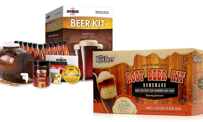 craft a brew kit instructions