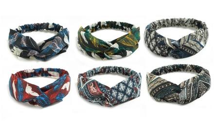 Set of Three Retro Headbands