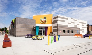 Up to 31% Off Admission to LaunchPad Children's Museum at LaunchPad Children's Museum, plus 6.0% Cash Back from Ebates.