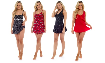 Womens Swimsuit Dresses