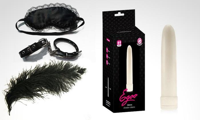 Cintabu Sexshop - CABA: Desde $399 por kit erótico standar o premium en Cintabu SexShop