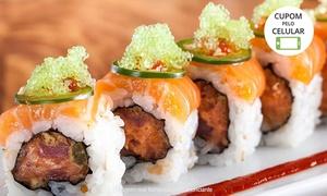 Luck's Sushi: Luck's Sushi -  Jardim Sulacap: rodízio na esteira ou à la carte para 1 ou 2 pessoas