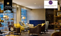 Wellington: 1 to 3 Nights for Up to Two with Breakfast and Late Check-Out of 1pm at Grand Mercure Wellington