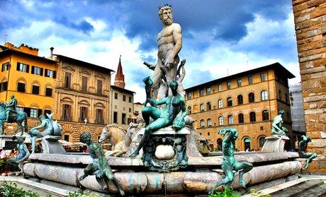 Firenze 4*: pernottamento in camera standard e Spa