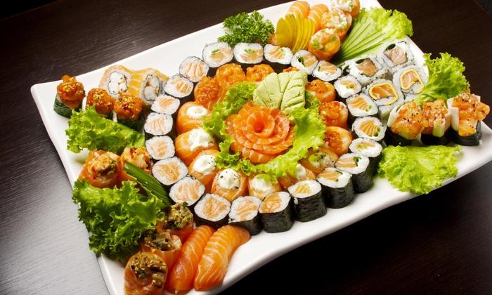 EJ Sushi - West Side: 10% Cash Back at EJ Sushi